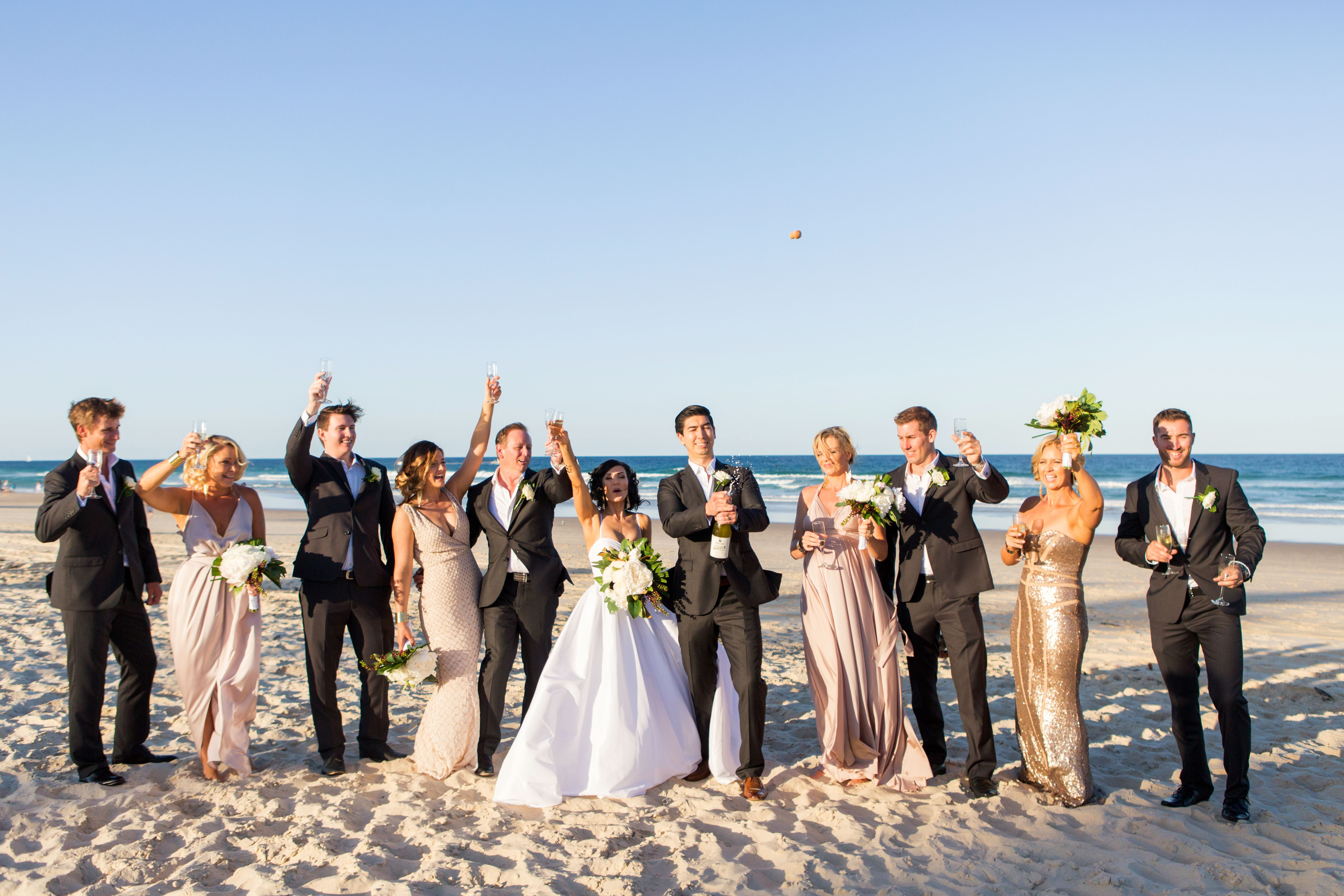 And As The Only Absolute Beachfront Resort On Gold Coast Sheraton Grand Mirage Offers A Superb Backdrop For Wedding Photos Stunning Location To