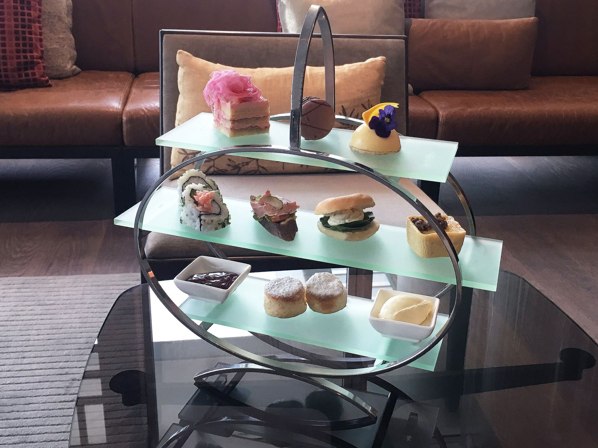 Pearls Bar Winter High Tea